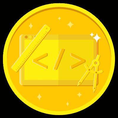 Avosorsan yrittäjän suorittaman Google Web Designer sertifikaatin kuva.