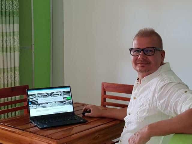 Yrityskotisivut ja nettisivut WordPress Avosorsa sisällöntuottaja ja visuaalinen ilme